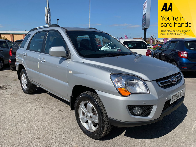 Kia Sportage Xe  1 Owner  Full Service History  6 Month