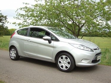 Ford Fiesta 1.25 EDGE 82BHP