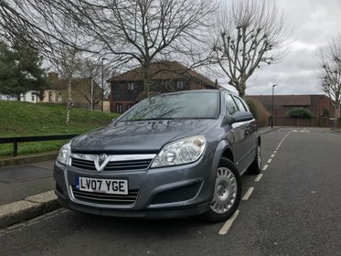 Vauxhall Astra LIFE A/C A Automatic One Previous Owner