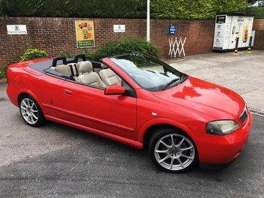 Vauxhall Astra 1.8I 16V