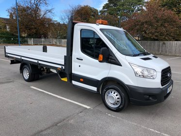 Ford Transit 350 Drop Side Pick up 125ps 4.2m long