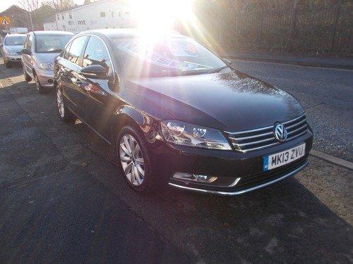 Volkswagen Passat 1.6 TDI BLUEMOTION BUY NO DEP & £45 A WEEK