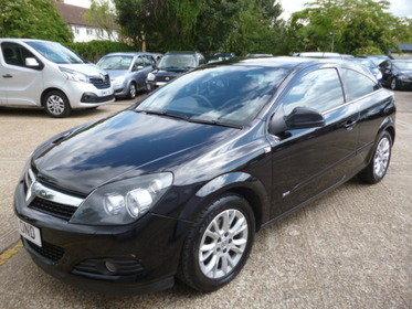 Vauxhall Astra 1.6I 16V VVT SRI
