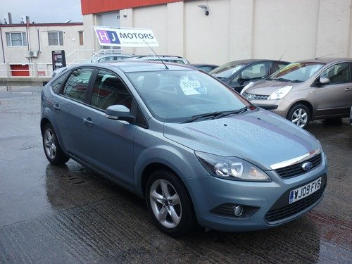 Ford Focus 1.6 TDCI 109 SIV STYLE DPF