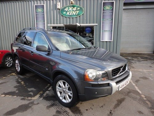 Volvo XC90 D5 SE  FSH PLUS RECEIPTS, PRIVACY GLASS & SAT NAV