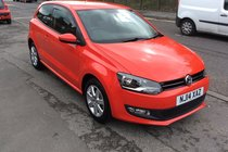 Volkswagen Polo MATCH EDITION BUY NO DEP & £32 A WEEK T&C APPLY