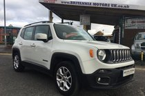 Jeep Renegade M-JET LONGITUDE
