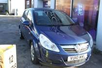 Vauxhall Corsa Club 1.3CDTi 16v (75PS) Ecoflex - Superb Very Economical Diesel Corsa - Great MPG with an Average of 61.4MPG - Low Tax