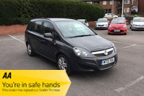 Vauxhall Zafira EXCLUSIV - *GOOD CONDITION*ECONOMICAL*PRACTICAL 7 SEATER*
