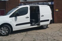 Peugeot Partner HDI CRC - NO VAT AND FIVE SEATS - BUY NO DEPOSIT FROM £30 A WEEK T&C APPLY