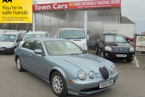 Jaguar S-Type V6