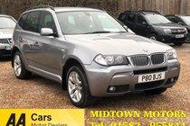 BMW X3 Si M SPORT