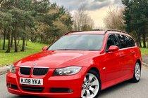 BMW 3 SERIES 325d 3.0 SE TOURING 5dr 197BHP AUTO