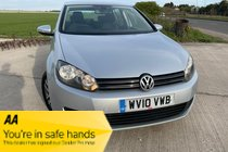 Volkswagen Golf SE TDI BLUEMOTION