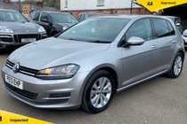 Volkswagen Golf 1.6 TDI BlueMotion Tech SE DSG (s/s) 5dr