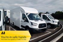 Ford Transit Luton Low Floor