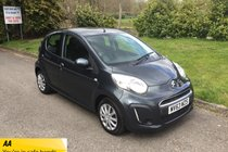 Citroen C1 VTR FULL SERVICE HISTORY AIR CON RADIO CD