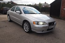 Volvo S60 2.0T SE FULL SERVICE HISTORY ! FULL LEATHER 99% FINANCE APPROVAL !