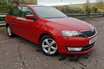 Skoda Rapid SPACEBACK SE TSI