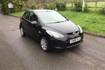 Mazda 2 1.3 TS2 FULL SERVICE HISTORY AIR CONDITIONING, HIGH SPECIFICATION