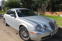 Jaguar S-Type V8 SE