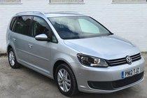Volkswagen Touran 1.6 TDI SE 5dr 1 OWNER , GOOD HISTORY