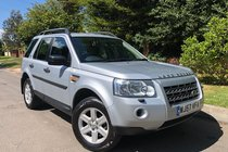 Land Rover Freelander TD4 GS AUTO