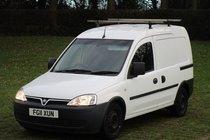 Vauxhall Combo 2000 CDTI - NO VAT - FSH