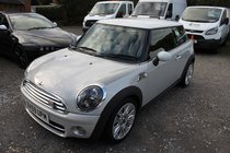 MINI Cooper D COOPER D CAMDEN - One Owner - Full Dealer Service History - Very Very Low Mileage - Very Rare 50 Year Collectors Edition