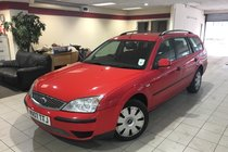 Ford Mondeo 2.0 TDCi 115 PS LX SIII