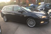 Vauxhall Astra Sports Tourer 1.6 CDTi 16V 136 Elite Nav Sports Tourer Auto