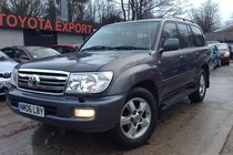 Toyota Amazon 4.2 TD 24v Auto Later version (VEHICLE NOW ON HOLD)