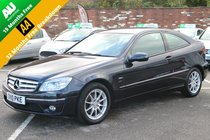 Mercedes CL CLC160 BLUEEFFICIENCY SE