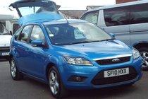 Ford Focus 1.6 ZETEC 61,000 MILES SERVICE HISTORY