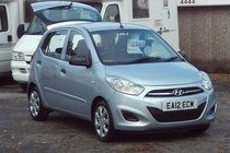 Hyundai I10 1.2 CLASSIC 73,000 MILES 2 OWNERS £20 ROAD TAX IDEAL FIRST CAR