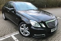 Mercedes E Class E250 CDI BlueEFFICIENCY Avantgarde