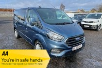 Ford Transit 320 LIMITED DCIV ECOBLUE
