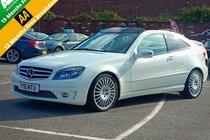 Mercedes CL CLC180 KOMPRESSOR SPORT