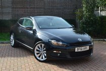 Volkswagen Scirocco GT TDI BLUEMOTION TECHNOLOGY DSG