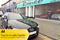Audi A5 SPORTBACK TDI QUATTRO S LINE STUNNING EXAMPLE!