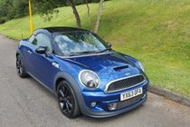 MINI Coupe COOPER SD