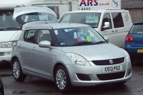 Suzuki Swift SZ3 1.2 75,000 MILES SERVICE HISTORY £30 ROAD TAX LOW INSURANCE GROUP