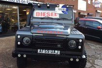 Land Rover Defender HARD TOP THIS VEHICLE MUST BE VIEWED TO APPRECIATE THE QUALITY