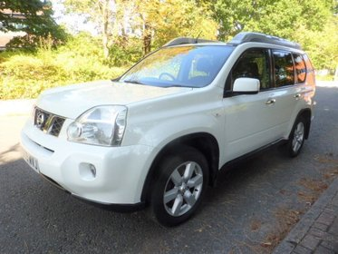 Nissan X-Trail DCi Sport Expedition X 4x4