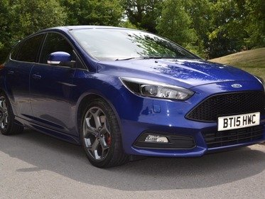 Ford Focus 2.0 ECOBOOST ST 250PS