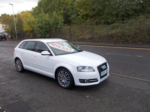 Audi A3 1.6 TDI SPORT BUY NO DEP & £45 A WEEK t&C
