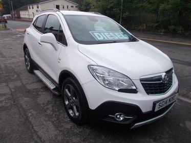 Vauxhall Mokka 1.7CDTI 16V SE BUY NO DEP & £52 A WEEK T&C