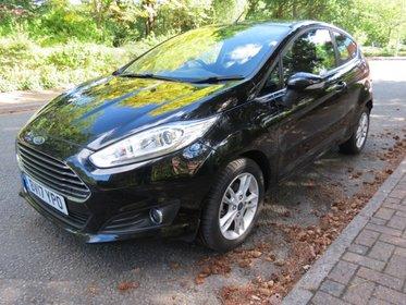Ford Fiesta Zetec Eco Boost Turbo