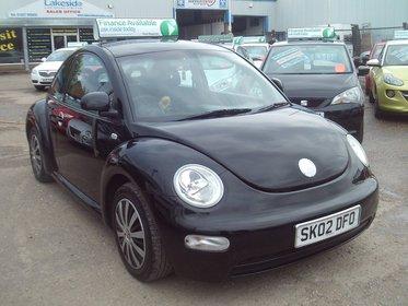 Volkswagen Beetle 1.9 TDI PD 100BHP