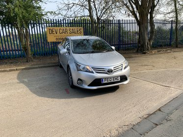 Toyota Avensis 1.8 TR M-Drive S 4dr